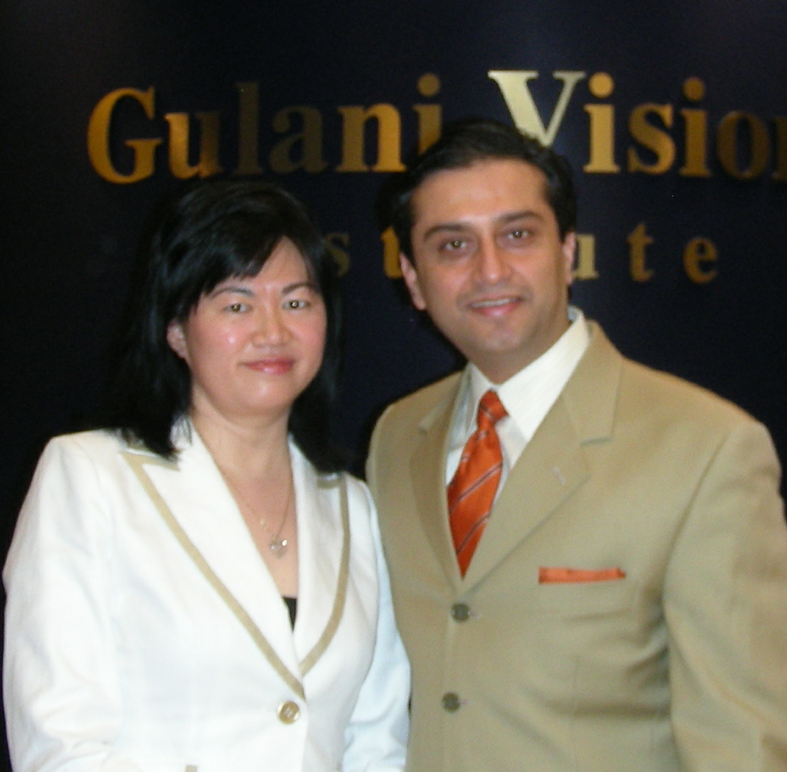 Dr.Jane Cai Advanced Cataract and Laser surgery Orlando Florida Gulani Vision Institute