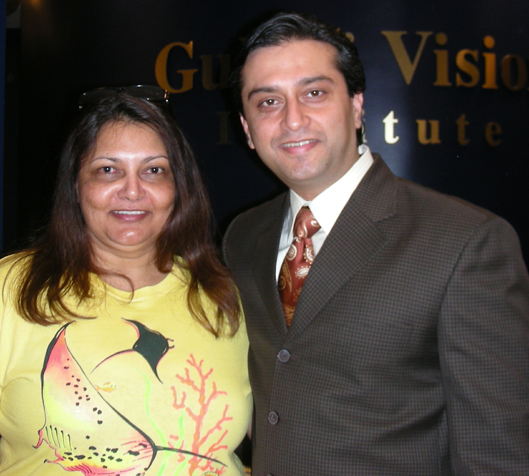 Bernadette Persaud Pterygium surgery Gulani Vision Institute Maryland