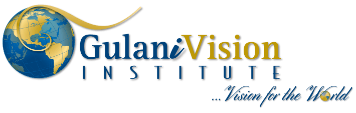 Gulani Vision Institute - Vision For the World Logo