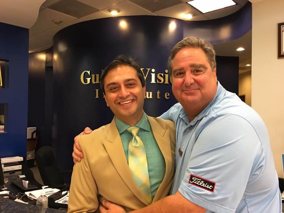 Dr. Gulani & Bill H.