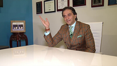 News Media Interview Regarding Complications After Lasik
