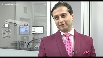 First Panoptix Trifocal Toric Lens Cataract Surgery | Dr. Gulani In The NEWS