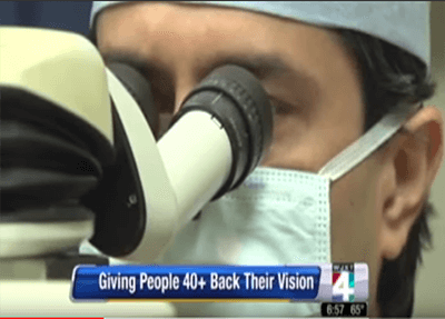 Presbyopia (Reading Glasses) Breakthrough