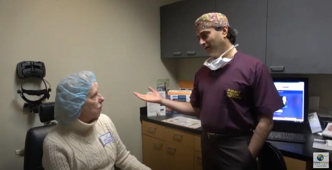 Cataract and DSAEK Enhancement