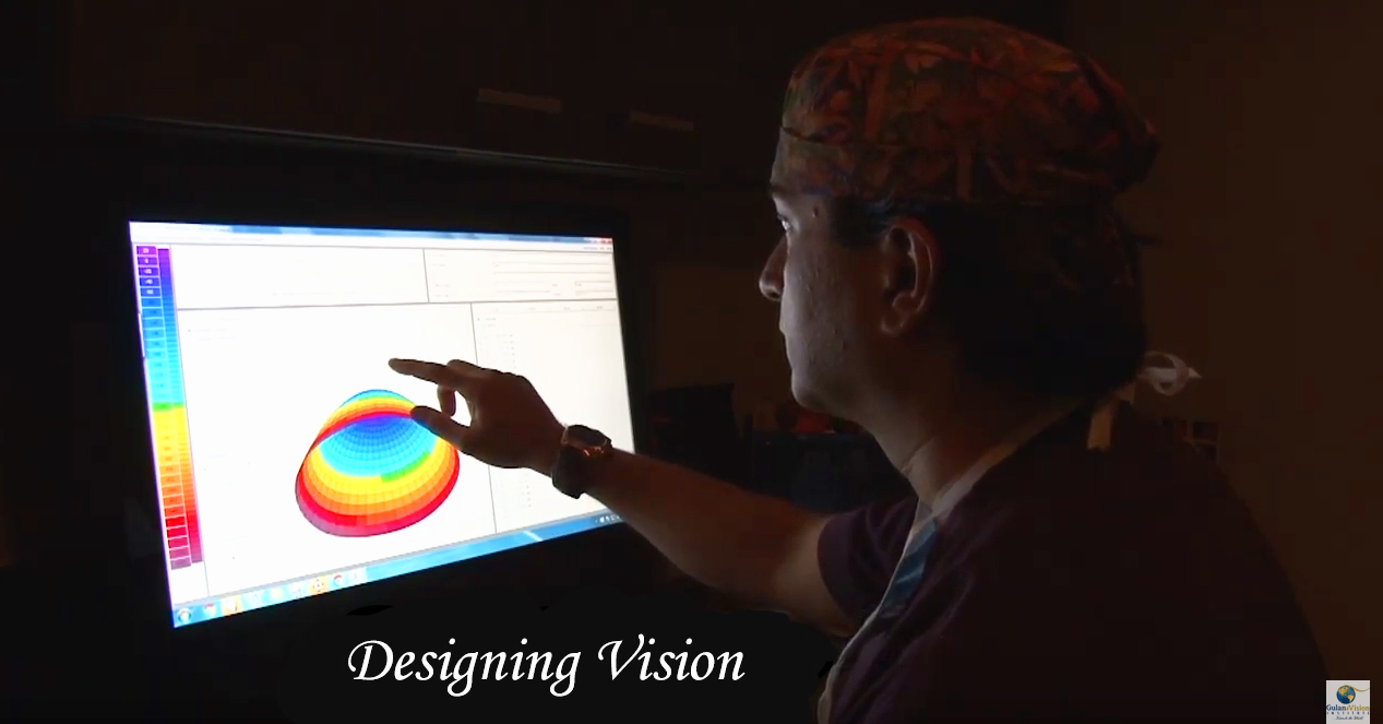 Designing Vision, Changing Lives