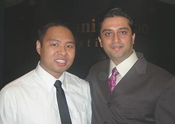 Dr. Gulani With Choung Dao
