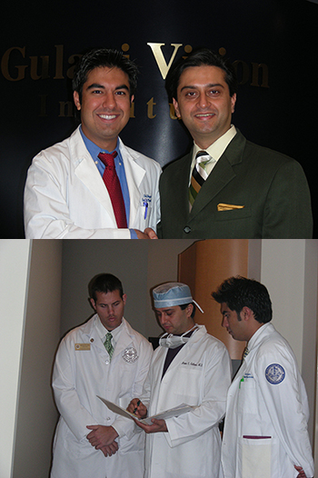Dr. Gulani With Dr. Mayer