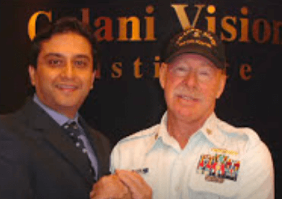 Blinding Corneal Scars to Gulani Vision