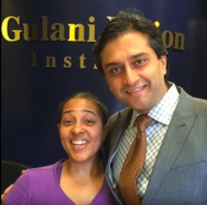 Tailoring LASIK: Nurse With Thin Cornea, High Astigmatism Gets GulaniVision