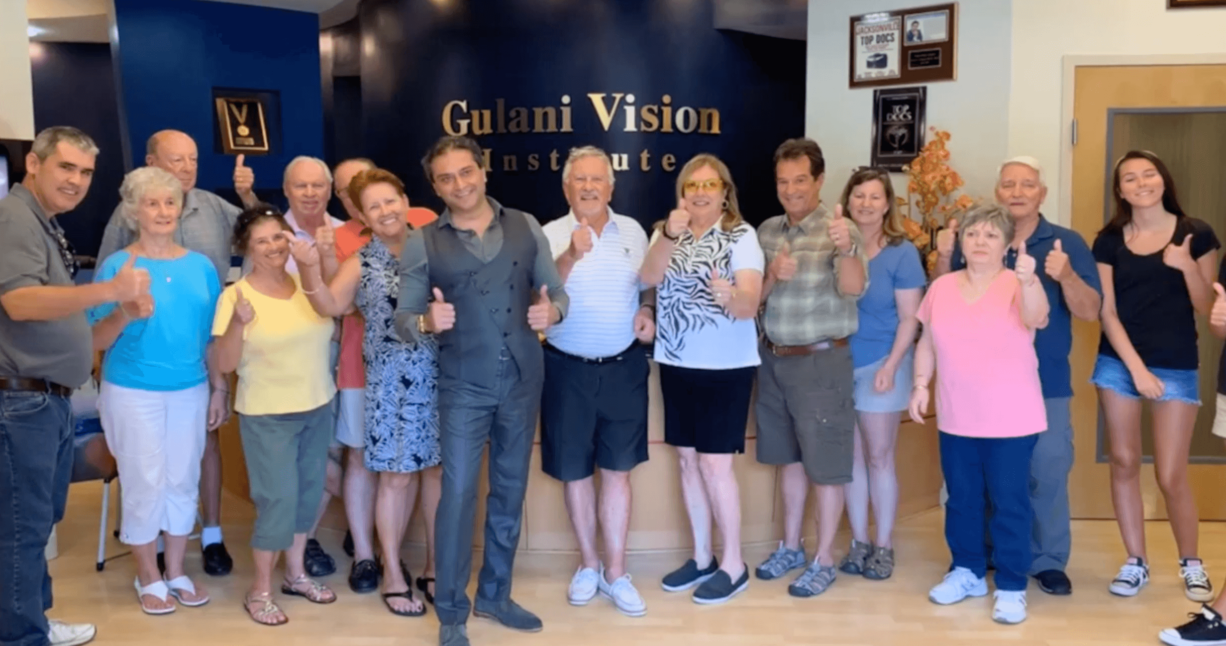 Welcome to Gulani Vision Institute