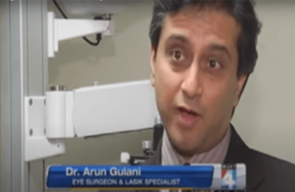 LaZrPlastique & Night Vision: In the NEWS. Army Pilot Honors Dr. Gulani