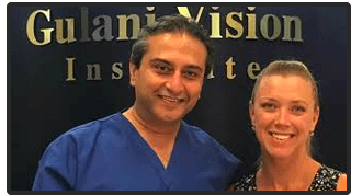Beyond LASIK: Dr.Gulani's Mona Lisas, entire family from all over the nation at 20/20