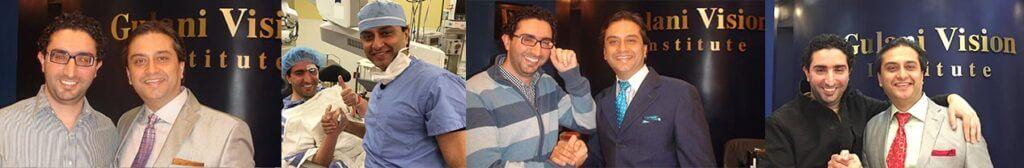 Dr. Gulani and Dr. Tariq S.