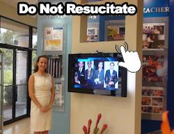 Do Not Resuscitate
