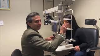 Columbia to Gulani Vision: Dry Eyes Corrected