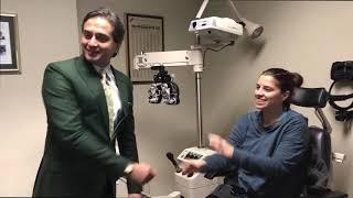 Custom ICL For Nearsightedness