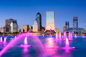 Friendship Fountain, Jacksonville FL